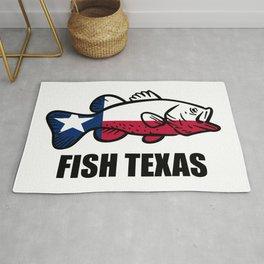Fish Texas Rug