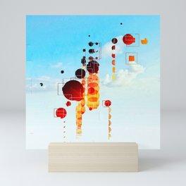 Ignition Mini Art Print