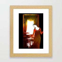 Sarayda Framed Art Print