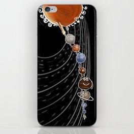 solar power II iPhone Skin