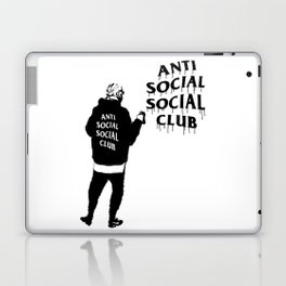 hype series _anti anti Laptop & iPad Skin