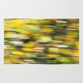 Autumn wind (abstract) Rug