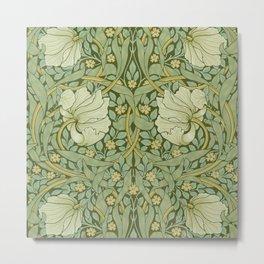 """William Morris """"Pimpernel"""" 1. Metal Print"""