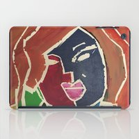 hollywood iPad Cases featuring Hollywood by Sevens Closet