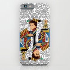 The King of All Doctor who Cards iPhone 4 4s 5 5c 6, pillow case, mugs and tshirt iPhone 6s Slim Case