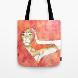Winnie Harlow Tote Bag