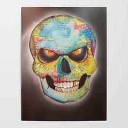 Mr. skull himself Poster