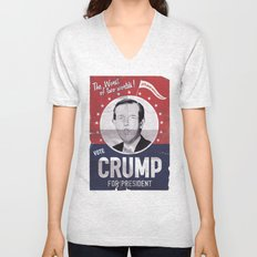 CRUMP ! Unisex V-Neck
