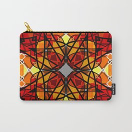 Vibrant Continuity Carry-All Pouch
