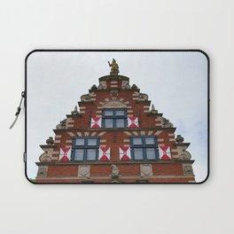 Zwaanendael Museum Laptop Sleeve
