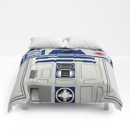 R2D2 Robot Comforters