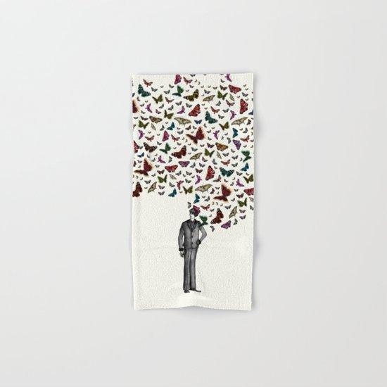 New York City Park Life Hand & Bath Towel