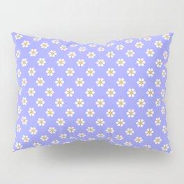 Lotsa Daisies - periwinkle blue - more colors Pillow Sham