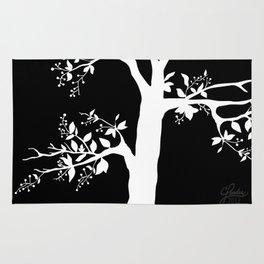 Chokecherry Tree Rug