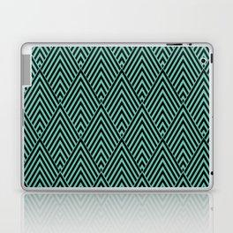Triangle in Diamonds. Laptop & iPad Skin