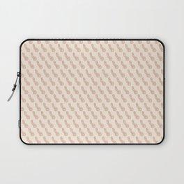 Practically Perfect - Penis in Cream Laptop Sleeve