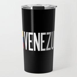 Venezuela: Venezuelan Flag & Venezuela Travel Mug