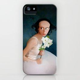 The Girl Next Door iPhone Case