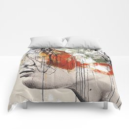 Abstract deconstruction ... Comforters