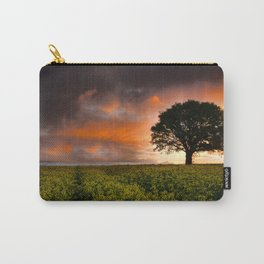When the Sun Rose Carry-All Pouch
