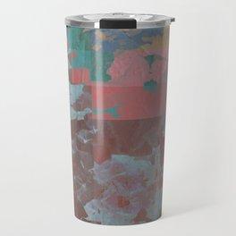 Peeling Pastel Travel Mug
