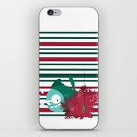 hunting iPhone & iPod Skins featuring hunting by Alapapaju