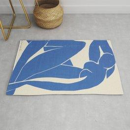 Blue Nude by Henri Matisse  Rug