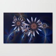 Flower Burst Canvas Print