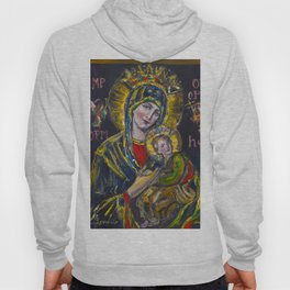Our Lady of Perpetual Help Hoody