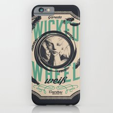 Wicked Wheel Weiß    FFXIV Slim Case iPhone 6s