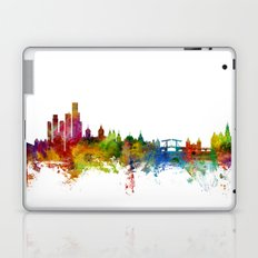 Amsterdam The Netherlands Skyline Laptop & iPad Skin