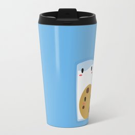Milk and Cookie Travel Mug