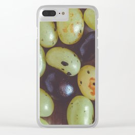 Jelly Beans 6 Clear iPhone Case