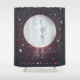 Teleportation - A Better Way to Travel Shower Curtain