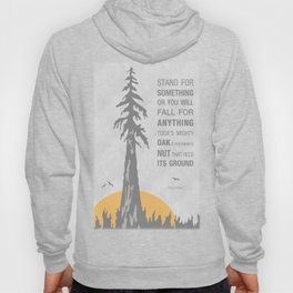Stand Tall & High Hoody