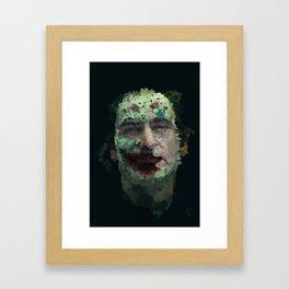 Joker Joaquin Phoenix Framed Art Print