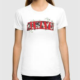 Always Lily Floral T-shirt