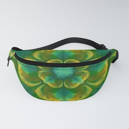 The Flower of Positivity  Fanny Pack