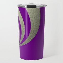 Eleganza,violet Travel Mug