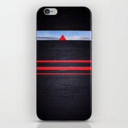 The Light of the Triangle iPhone Skin