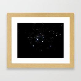 Window to Orion Framed Art Print