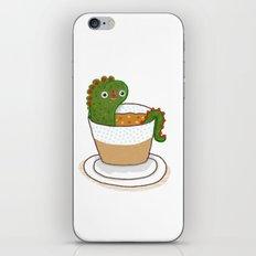 Soup Dragon iPhone & iPod Skin