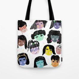 Women united Tote Bag