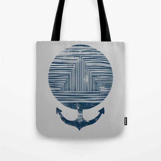 Deep End Tote Bag