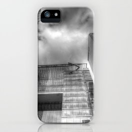 One Canada Square London iPhone Case