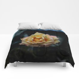 Victorian Garden Rose Comforters