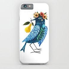 BLUE BIRD Slim Case iPhone 6