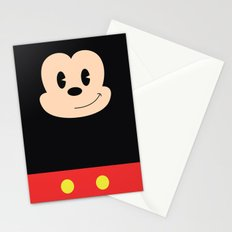 Mickey Mouse Stationery Cards