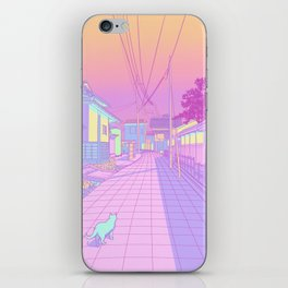 Kyoto Cats iPhone Skin