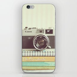 Simple Canonet  iPhone Skin
